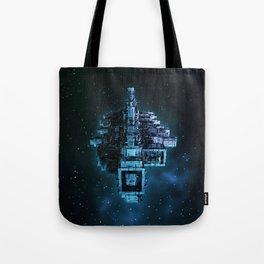 Leviathan BLUE / Keep on trucking Tote Bag