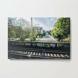 Downtown Knox Metal Print