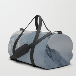Mt Hood - Early Winter Duffle Bag