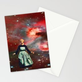 Sound of Space Stationery Cards