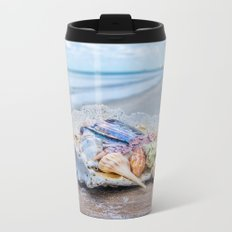 Sea Gems Metal Travel Mug