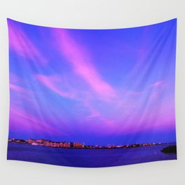 Atlantic Ocean Waves Wall Tapestry