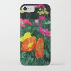 Poppies Two Slim Case iPhone 7