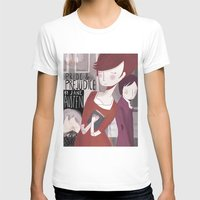 pride and prejudice T-shirts featuring Pride and Prejudice by Nan Lawson