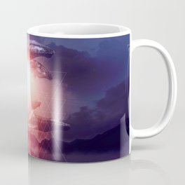 The Space Between Dreams & Reality Coffee Mug
