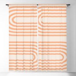Desert Rainbow Blackout Curtain