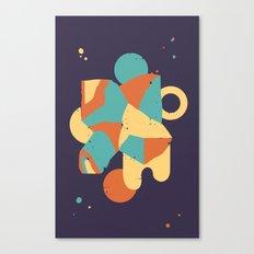 Lifeform #2 Canvas Print