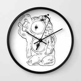 The Second Child Wall Clock