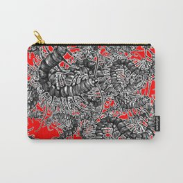 Centipede party Carry-All Pouch