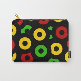 Red Gold Green Sleeves Carry-All Pouch
