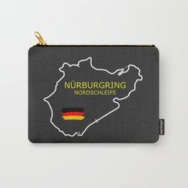 The Nurburgring Nordschleife Carry-All Pouch