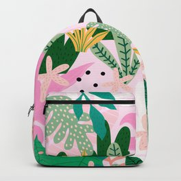 Into the jungle - sunup Backpack