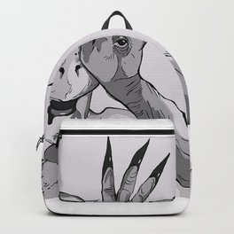 Shock, Horror and Disbelief Backpack