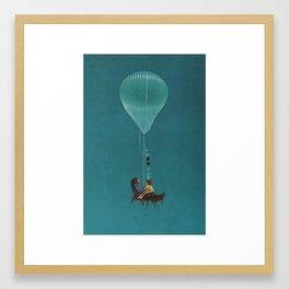 Goodnight Stories Framed Art Print