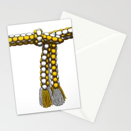 Cordao Mestre 2 Stationery Cards