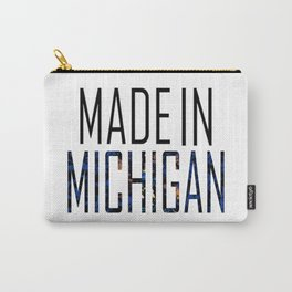 Made In Michigan Carry-All Pouch