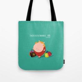 mamaO - shopaholic! Tote Bag