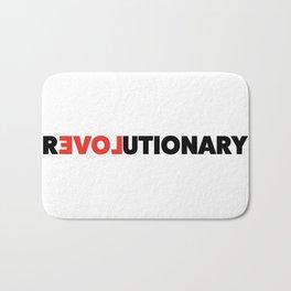 Revolutionary Bath Mat