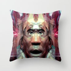 Cosby #17 Throw Pillow