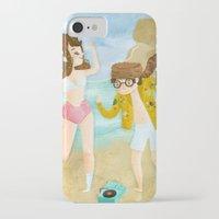 moonrise kingdom iPhone & iPod Cases featuring Moonrise Kingdom by Irena Freitas