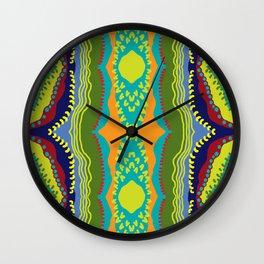 Magic Coral Reef Wall Clock
