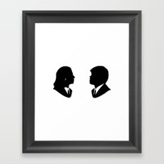 Movie Icons: Pulp Fiction Framed Art Print