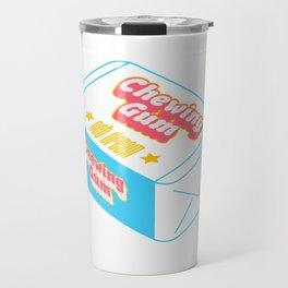 Chewing Gum Travel Mug