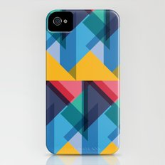 Crazy Abstract Stuff 2 iPhone (4, 4s) Slim Case