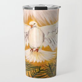 Spirit of the Lord is Upon Me Travel Mug