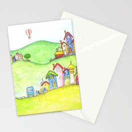 The hills Stationery Cards