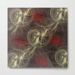 abstract colored background Metal Print