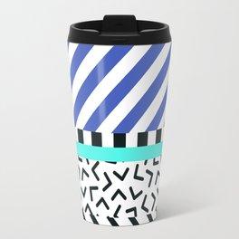 Memphis pattern 83 Travel Mug