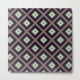 Starry Tiles in atBMAP 00 Metal Print