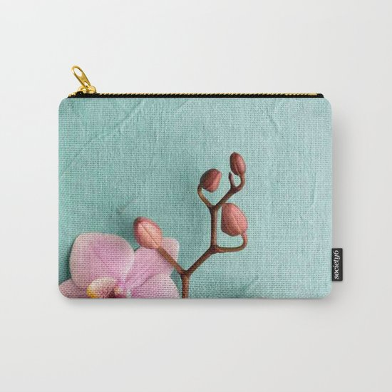 Orchids1 Carry-All Pouch