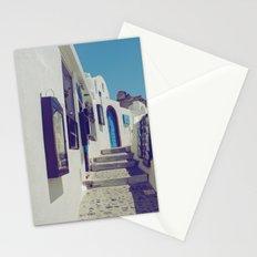 Santorini Walkway V Stationery Cards