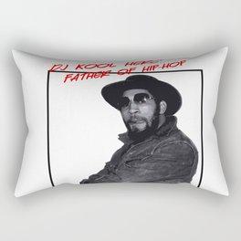 DJ Kool Herc Rectangular Pillow