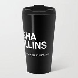 Misha Collins Travel Mug