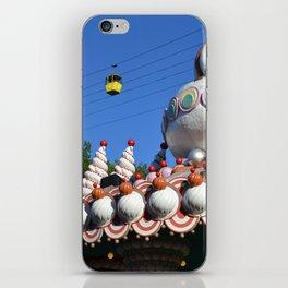 fiberglass dreamland iPhone Skin
