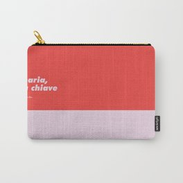 Maria, la chiave Carry-All Pouch