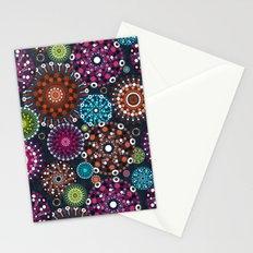 Mandala Dots Stationery Cards
