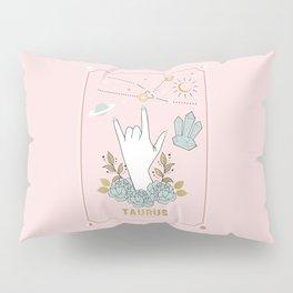 Taurus Zodiac Series Pillow Sham