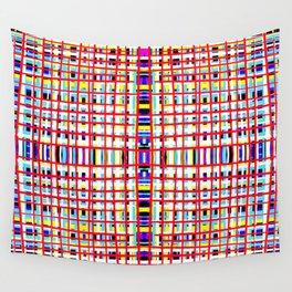 Long Straws - Stroke Series 001 Wall Tapestry