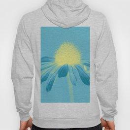 Echinacea in pastel shade Hoody