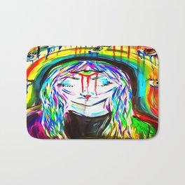 Under The Rainbow Bath Mat