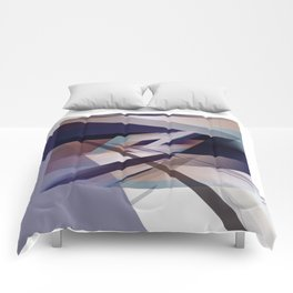 Abstract 2018 010 Comforters