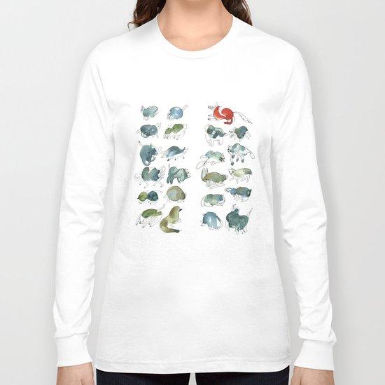 Animalzzz Long Sleeve T-shirt