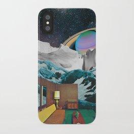 Infinite room iPhone Case