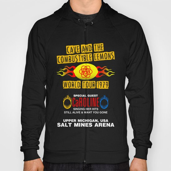 Cave & The Combustible Lemons Hoody