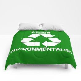Pesky environmentalist Comforters