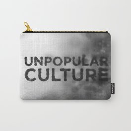 """""""Seedy Underbelly"""" Unpopular Culture Carry-All Pouch"""